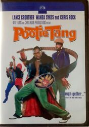 Pootie Tang (DVD2001)Tristan Armoogan Chris Rock BRAND NEW FACTORY SEALEDR1