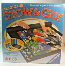 NEW Ravensburger Puzzle Stow & Go Storage Mat For Puzzles up to 1500 Pieces