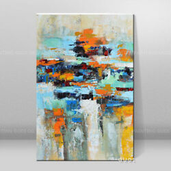 CHENPAT298 abstract modern decor art 100% hand painted oil painting on canvas $40.00