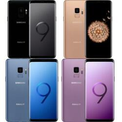 Samsung Galaxy S9 - Factory Unlocked - T-Mobile  Verizon  AT&T -  64GB