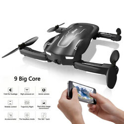 SYMA Z1 Foldable RC Drone WiFi HD FPV Quadcopter Flight plan APP Helicopter $42.98