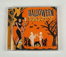 Halloween Party CD - NEW - Trick-or-Treat - Music