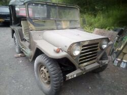 1968 151 Mutt Made by Ford