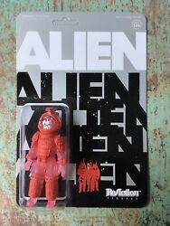 Super7 Alien ReAction 2019 Day Exclusive Concept Poster Kane Red Action Figure