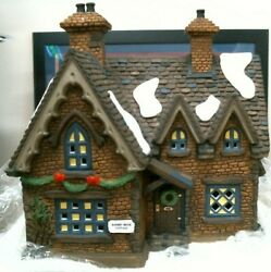 Department 56 Dickens Village Barmby Moor Cottage in Box
