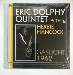 Eric Dolphy Quintet With Herbie Hancock Gaslight 1962 Near Mint Jazz Vinyl LP