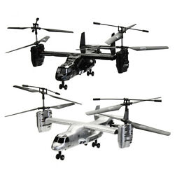 Small Large Osprey Transport Aircraft Helicopter RC Drone Fly Toy Replaceable $108.61