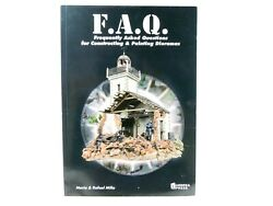 FAQ for Constructing and Painting Dioramas -Milla -Used -Andrea Press Full-Color