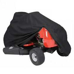 Riding Lawn Mower Cover Garden Tractor Heavy Duty Waterproof Protector 55quot;Length $11.89