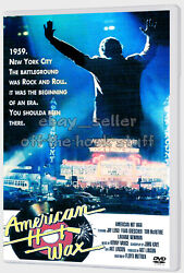 American Hot Wax 1978 DVDr - Rock 'N' Roll Movie - Alan Freed - Tim McIntire