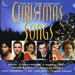 VARIOUS ARTISTS - The All-Time Greatest Christmas Songs (2-CD 1999 Columbia)