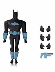BTAS New Batman Adventures Animated Series Anti-Fire Suit Batman Action Figure