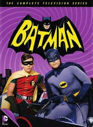 Batman: The Complete Television Series (DVD 2014 18-Disc Set) New Sealed