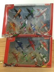 Disney Planes TARGET Exclusive WING AROUND THE GLOBE 2 - 7 Pack Sets A