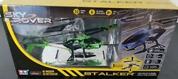 Sky Rover helicopter Stalker Charge From Controller USB Charging SEALED GIFT $39.96