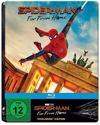 Spider-Man Far From Home Steelbook [Blu-Ray]