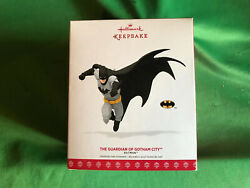 Hallmark Keepsake Ornament Batman 🦇The  Guardian of Gotham City 2017 Brand New!