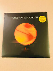 "Parachutes by Coldplay Barnes & Noble Colored Vinyl Exclusive Sealed New 12"" LP"