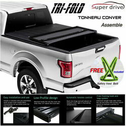 2014-2018 Chevy Silverado Assemble Lock Solid Tri-Fold Tonneau Cover 5.8ft Bed