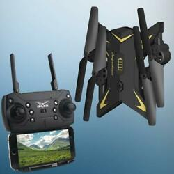 Quadcopter Drone 1080P HD With WIFI FPV Camera Altitude Hold Foldable KY601S $47.42