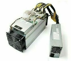 Lot of 5 Bitmain Antminer S9 13-14 THs w APW3++ PSU - Used Hosting Available