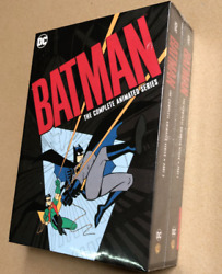 Batman The Complete Animated Series (12 DVD - DISCS) Box Set *BRAND NEW*