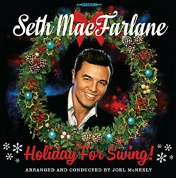 Seth MacFarlane Holiday for Swing New Vinyl LP $19.16