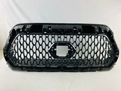 2016 2017 2018 Toyota Tacoma Grille Grill Front OEM