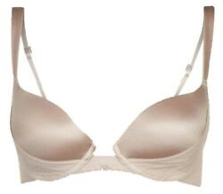 TRIUMPH EXQUISITE ESSENCE WHP UNDER WIRED PADDED HALF CUP BRA
