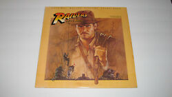 John Williams Raiders Of The Lost Ark (Motion Picture Soundtrack) Vinyl LP 1981