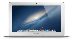 Apple MacBook Air 11.6 Intel Core i5 1.70GHz 4GB RAM 64GB SSD MD223LLA (C)