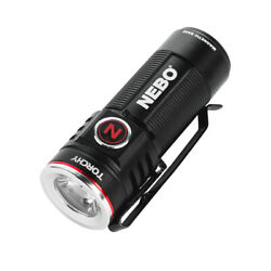 Nebo Torchy Rechargeable Pocket Light 1000 Lumen Flashlight with MagDock $34.99