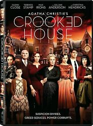 Crooked House (DVD) NEW Factory Sealed Free Shipping $8.48