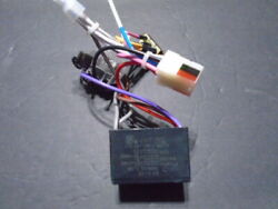 HAMPTON BAY CEILING FAN WIRING HARNESS SWITCHES PARTS CAP C61 AC250V $37.00