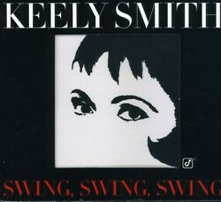 Keely Smith Swing Swing Swing New CD $12.05