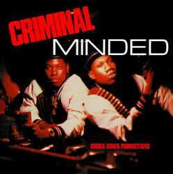 Boogie Down Productions Criminal Minded New Vinyl LP 2 Pack $21.96