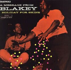 Art Blakey Holiday for Skins New CD $15.48