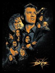 Firefly by Tracie Ching Screen Print Poster Art Ltd Edition MINT Mondo $115.00