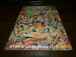 Steve Jackson Games: The Munchkin#x27;s Guide to Power Gaming $9.99