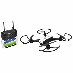 Foldable Drone Kit Toy Camera Control Radio Battery Drones GPS Wi Fi Camera Toys $96.51