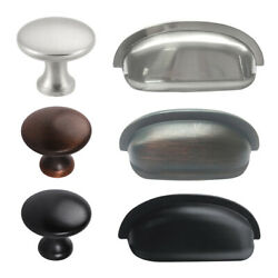 10 25pcs Kitchen Cupboard Cabinet Knob Handle Furniture Door Drawer Pull Knobs $12.90