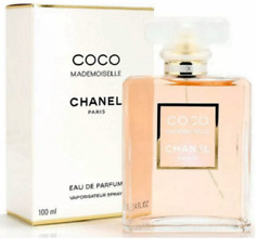 CHANEL COCO MADEMOISELLE 3.4 oz 100 mL Womens BRAND NEW IN BOX & SEALED $44.99