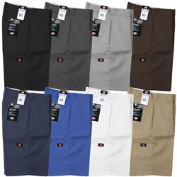 Dickies Men#x27;s 13quot; Multi Pocket Pocket Loose Fit Work Shorts Style # 42283 $30.99