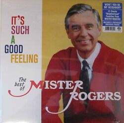 Mister Rogers Best of: It#x27;s Such A Good Feeling LP NEW $19.99