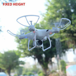 NEW PHANTOM CLONE HD ADJUSTABLE CAMERA RC DRONE WIFI FPV HD QUADCOPTER ALTITUDE $35.99