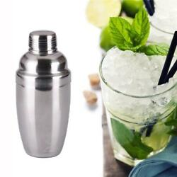 Drink Cocktail For Party Cocktailshaker Shaker Dining amp; Bar Stainless Steel N3 $9.88
