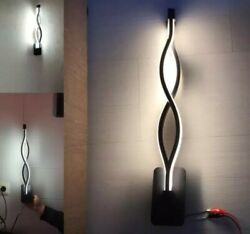 Unique twisted modern lamp FREE SHIPPING $45.99