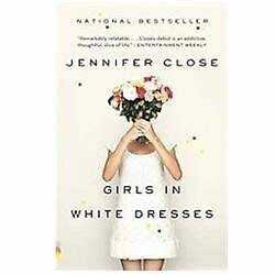 NEW Girls in White Dresses by Close Jennifer $7.80