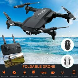 Drone x Pro 2.4G WIFI FPV With 1080P 4K HD Camera Foldable RC Quadcopter Gift $57.97