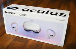 Oculus Quest All in One VR Gaming Headset 64GB 128GB Black Brand New $537.45